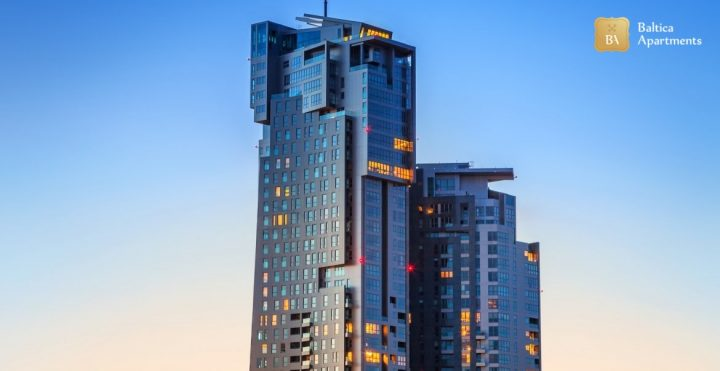 20TH FLOOR – BEAUTIFUL SEA TOWERS
