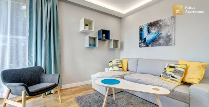 GREY STONE – BURSZTYNOWA APARTMENTS